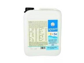 Aquavit E+Se sol. auv 5l