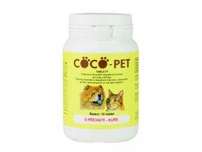 Coco Pet kuře 50tbl