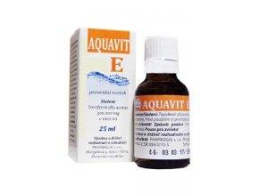 Aquavit E sol 25ml