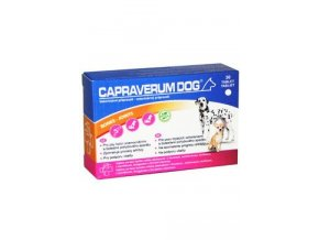 CAPRAVERUM DOG bones-joints 30tbl