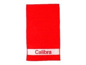 Calibra ručník červený 30x50cm