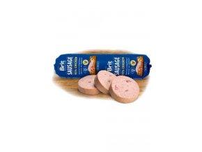 Brit Sausage Chicken 800g New