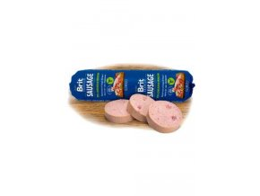Brit Sausage Chicken & Venison 800g New