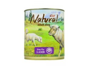 TOBBY konz. Natural Lamb 850g