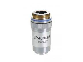 Objektiv k mikroskopu Euromex semi plan S40x