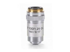 Objektiv k mikroskopu Euromex semi plan S100x