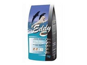 EDDY Adult All Breed kuřecí polštářky s jehněčím 1kg