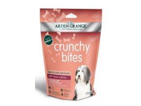 Arden Grange Crunchy Bit. Salmon&Rice pochoutka 225g