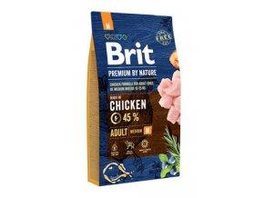 Brit Premium Dog by Nature Adult M 8kg