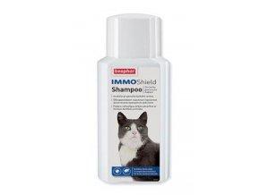 Beaphar Šampon Cat Immo Shield antiparazitární 200ml