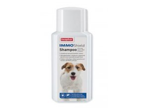 Beaphar Šampon Dog Immo Shield antiparazitární 200ml