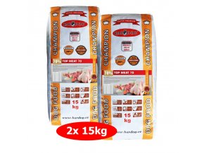 Top meat 2x15kg