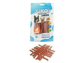 Juko excl. Smarty Snack Duck&Sweet Potato Stick 70g