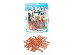 Juko excl. Smarty Snack Duck&Sweet Potato Stick 250g