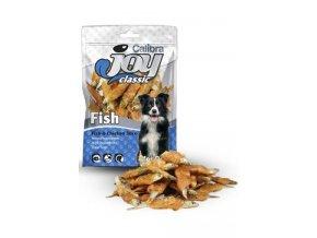 Calibra Joy Dog Classic Fish & Chicken Slice 80g