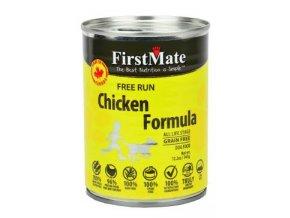 First Mate konzerva Chicken Dog Food 345g