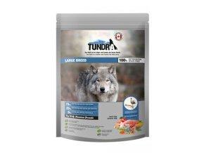 Tundra Dog Large Breed Big Wolf Moutain Formula 750g