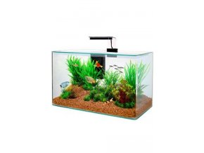 Akvárium CLEAR 50 černá 37,5l Zolux