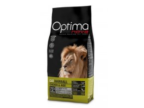 Optima Nova Cat Hairball 8kg
