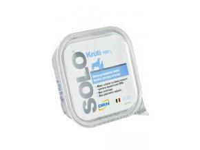 SOLO Tacchino 100% (krůta) vanička 100g