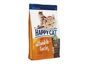Happy Cat Supr.Adult Fit&Well Atlantik Lachs Fish1,4kg