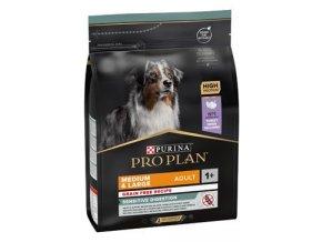 ProPlan Dog Adult Med&Larg OptiDigest GrainFr kr 2,5kg