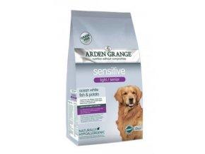 Arden Grange Dog Adult Light/Senior Sensitive 2kg