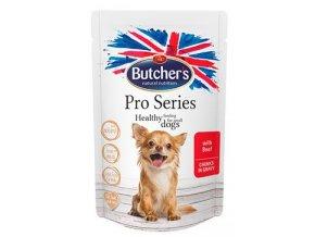 Butcher's Dog pouch hovězí kapsa 100g
