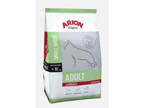 Arion Dog Original Adult Small Lamb Rice 3kg