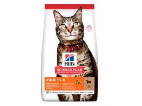Hill's Fel. Dry SP Adult Lamb&Rice 1,5kg