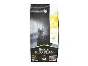 ProPlan Dog Adult Sm&Mini Derma care losos 700g