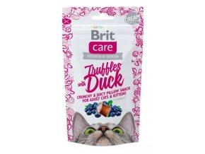 Brit Care Cat Snack Truffles Duck 50g