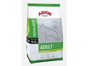 Arion Dog Original Adult Medium Chicken Rice 3kg