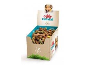 Dental brush M 9,5cm/80ks box