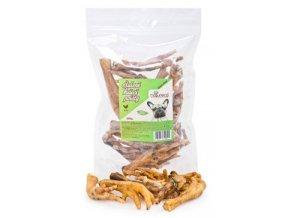 NATURECA pochoutka Kuřecí pařáty sušené 250g