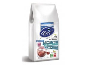 Agil Adult Sensitive Grain Free Lamb,Venision 10kg