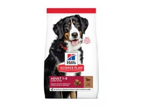 Hill's Can.Dry SP Adult Large Lamb&Rice 14kg