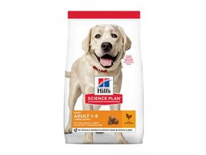 Hill's Can.Dry SP Light Adult Large Chicken 2,5kg