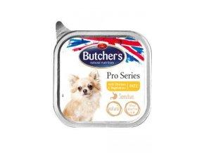 Butcher's Dog Pro Series s kuřecím Sensitive pate 100g