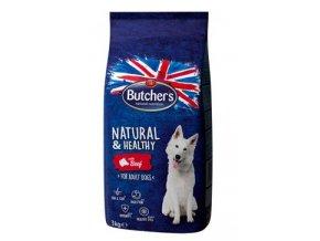 Butcher's Dog Dry Blue s hovězím masem 3kg