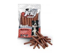 Calibra Joy Dog Classic Beef Sticks 80g