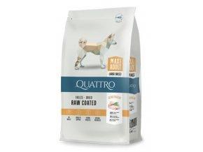 QUATTRO Dog Dry Premium Maxi Adult 3kg