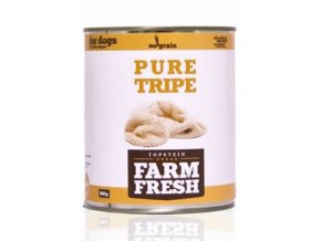 Farm Fresh Dog Pure Tripe konzerva 800g