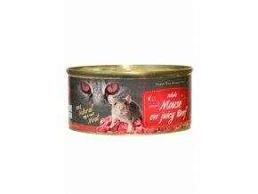 Farm Fresh Cat Whole Mouse on juicy Beef konzerva 100g