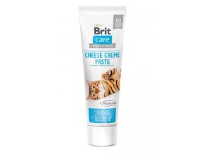 Brit Care Cat Paste Cheese Creme With Prebiotics 100g