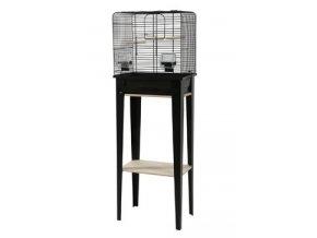 Klec ptáci CHIC LOFT S černá Zolux