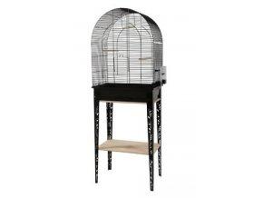 Klec ptáci CHIC PATIO L černá Zolux