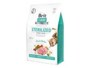 Brit Care Cat GF Sterilized Urinary Health 0,4kg