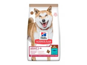 Hill's Can.Dry SP Adult Medium NG Tuna 12kg