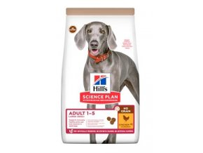 Hill's Can.Dry SP Adult NG Large Breed Chicken 14kg
